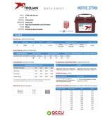 Trojan 27TMH Deep-Cycle accu 12 volt 115 ah