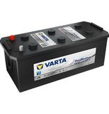 Varta Promotive HD type J5 startaccu 12 volt 130 ah