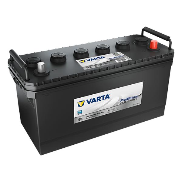 Promotive HD type H5 startaccu 12 volt 100 ah