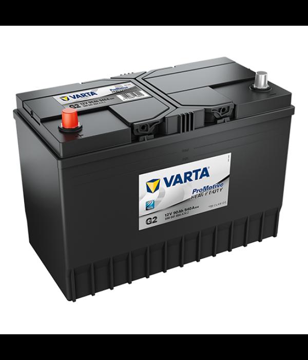 Varta Promotive HD type G2 startaccu 12 volt 90 ah