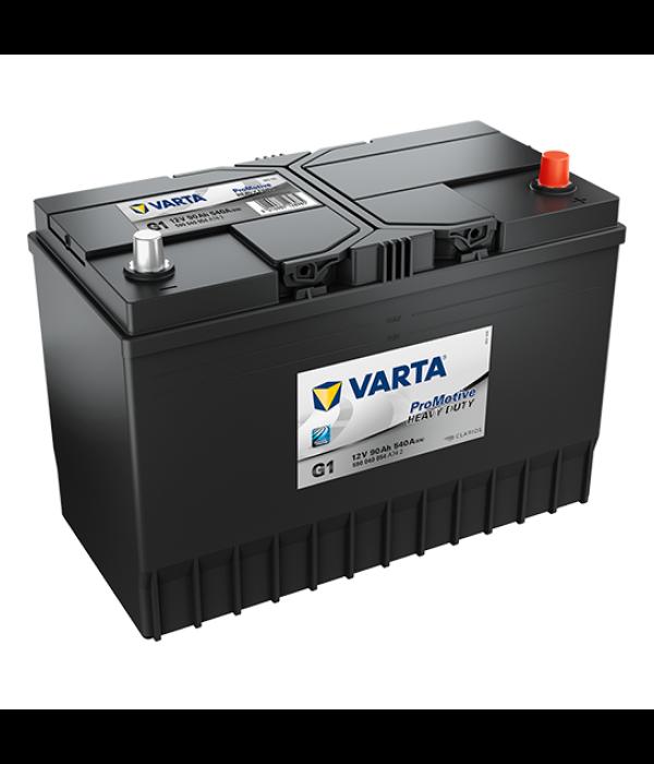Varta Promotive HD type G1 startaccu 12 volt 90 ah