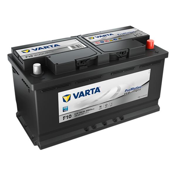 Promotive HD type F10 startaccu 12 volt 88 ah