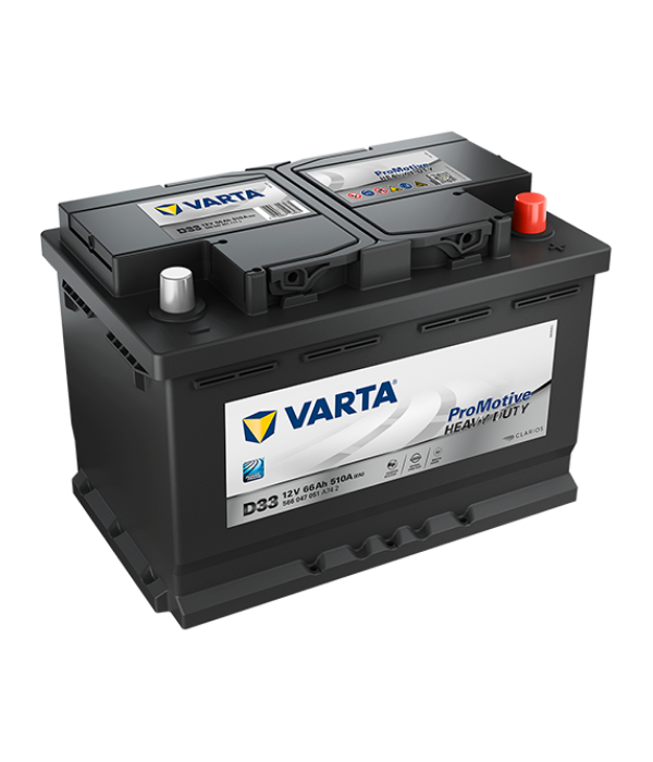 Varta Promotive HD type D33 startaccu 12 volt 66 ah