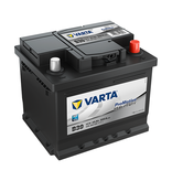 Varta Promotive HD type B39 startaccu 12 volt 45 ah