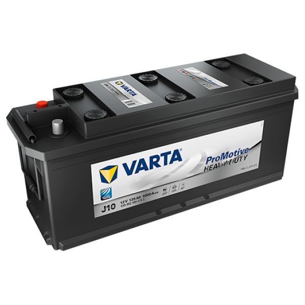 Promotive HD type J10 startaccu 12 volt 135 ah