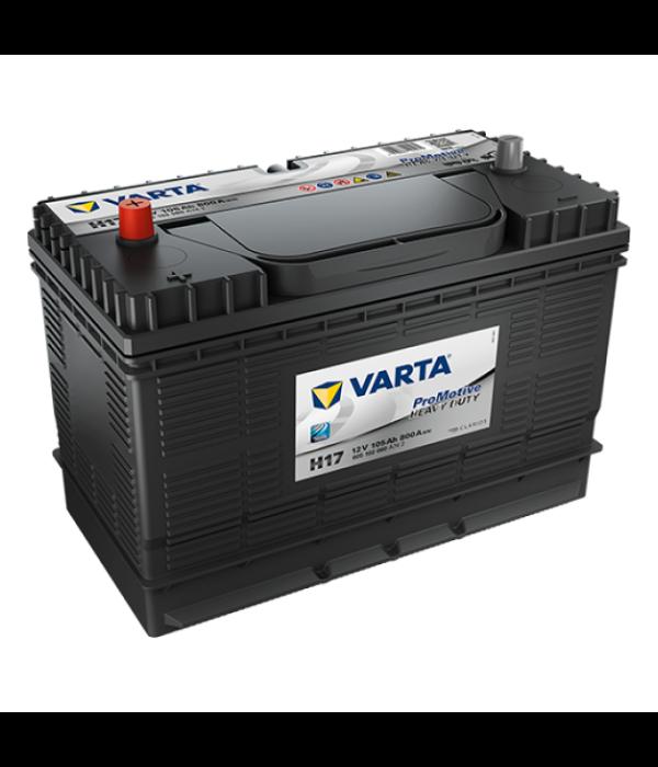 Varta Promotive HD type H17 startaccu 12 volt 105 ah