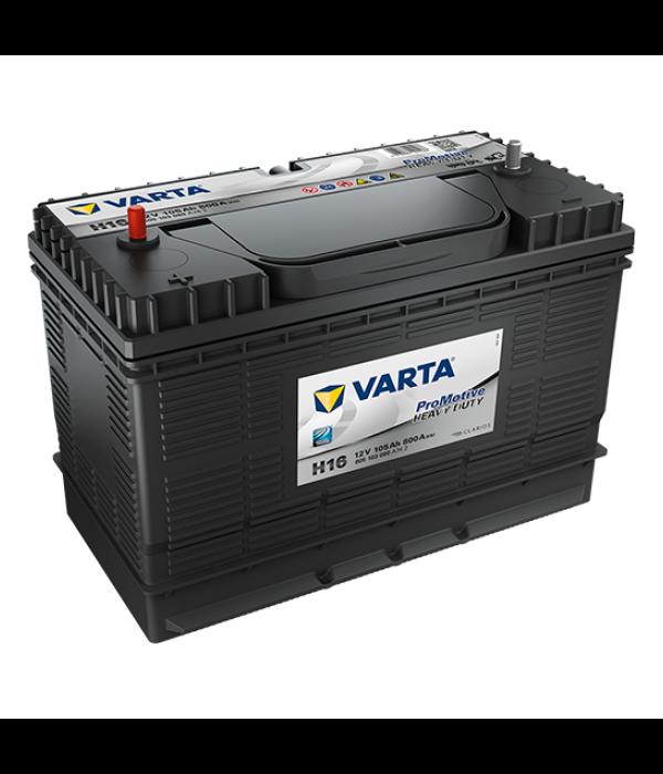 Varta Promotive HD type H16 startaccu 12 volt 105 ah