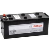 Bosch Startaccu 12 volt 155 ah T3 077 Black truckline