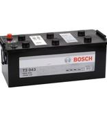 Bosch Startaccu 12 volt 130 ah T3 043 Black truckline