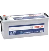 Bosch Startaccu 12 volt 140 ah T4 075 Blue truckline
