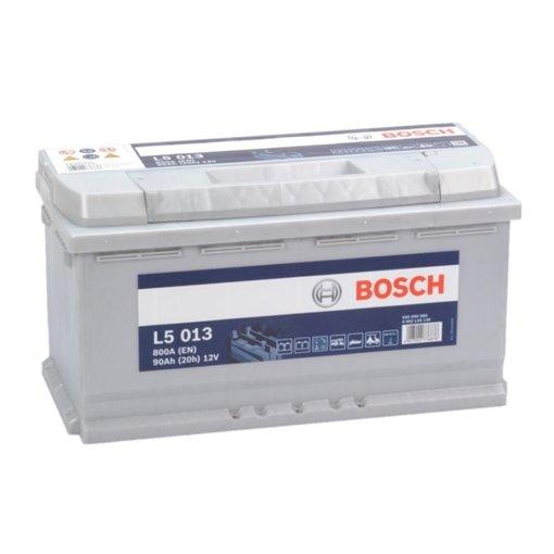 Bosch L5013 semi tractie accu 12 volt 90 ah