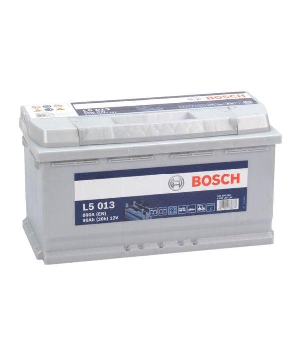 Bosch Accu semi tractie 12 volt 90 ah Type L 5013