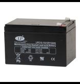 VRLA-LPC-AGM accu 12 volt 13 ah LPC12-13