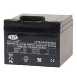 VRLA-LPC-AGM accu 12 volt 24 ah LPC12-24 t12p