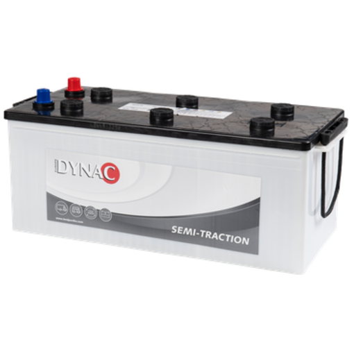 Dynac Semi tractie 12 volt 180 ah Type 96351 accu