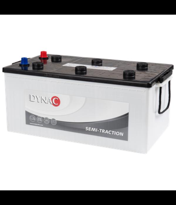 Dynac Semi tractie accu 12 volt 230 ah Type 96801