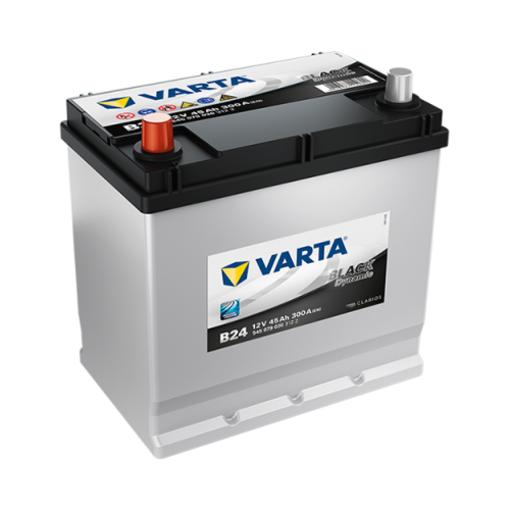 Varta Auto accu 12 volt 45 Ah Black Dynamic 545 079 030  type B24