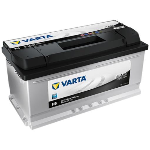 Varta Auto accu 12 volt 88 Ah Black Dynamic 588 403 074 type F5