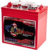 U.S. Battery Deep Cycle accu 6 volt 220 ah Type US 2000