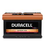 Duracell AGM accu 12 volt 80 ah BDE 80