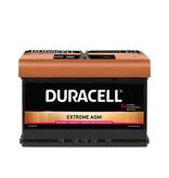 Duracell AGM accu 12 volt 70 ah BDE 70