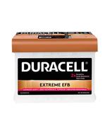 Duracell EFB accu 12 volt 60 ah BDE 60