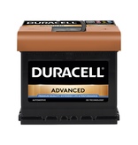 Duracell 12 volt 44 ah Auto accu BDA 44