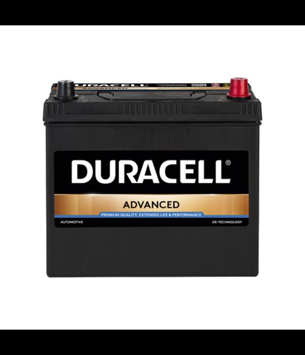 Duracell 12 volt 45 ah Auto accu BDA 45