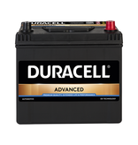 Duracell 12 volt 60 ah Auto accu BDA 60