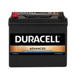 Duracell 12 volt 60 ah Auto accu BDA 60L