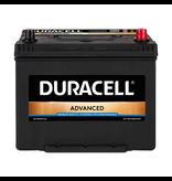 Duracell 12 volt 70 ah Auto accu BDA 70