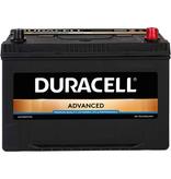 Duracell 12 volt 95 ah Auto accu BDA 95
