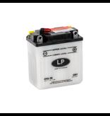 6N6-3B motor accu 6 volt 6,0 ah