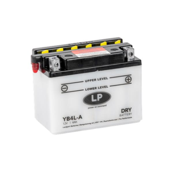 YB4L-A motor accu 12 volt 4 ah