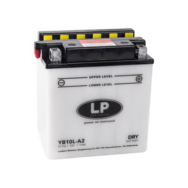 YB10L-A2 motor accu 12 volt 11 ah