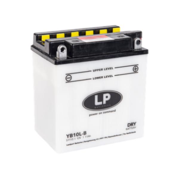YB10L-B motor accu 12 volt 11 ah