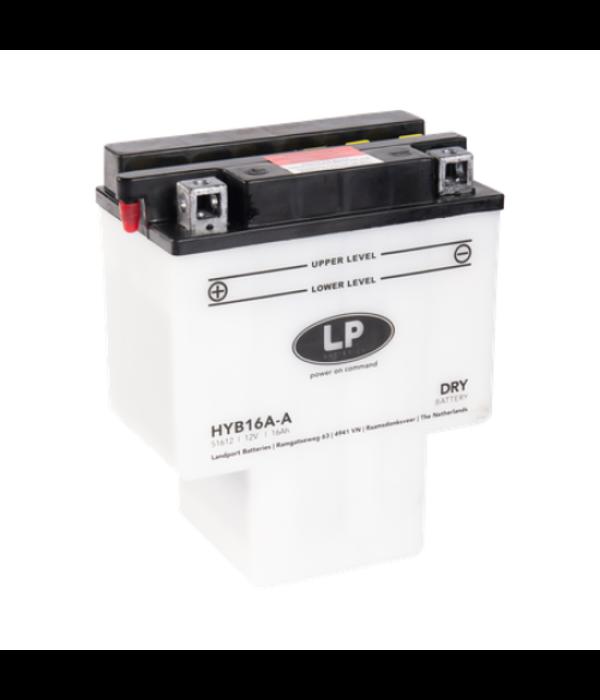 HYB16A-A motor accu 12 volt 16,0 ah