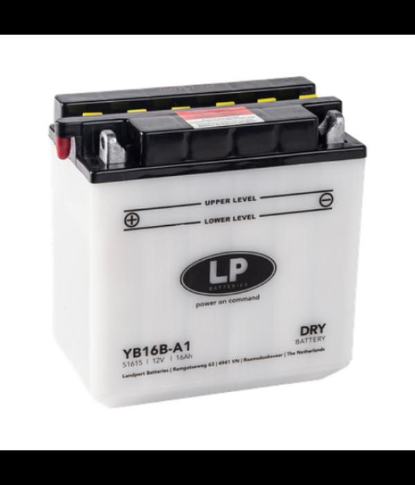 YB16B-A1 motor accu 12 volt 16,0 ah
