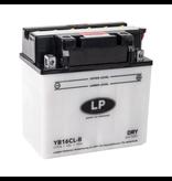 YB16CL-B motor accu 12 volt 19,0 ah