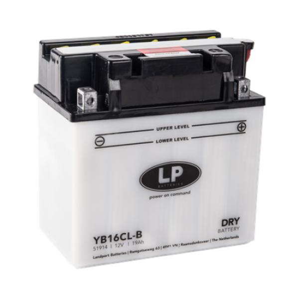 YB16CL-B motor accu 12 volt 19 ah