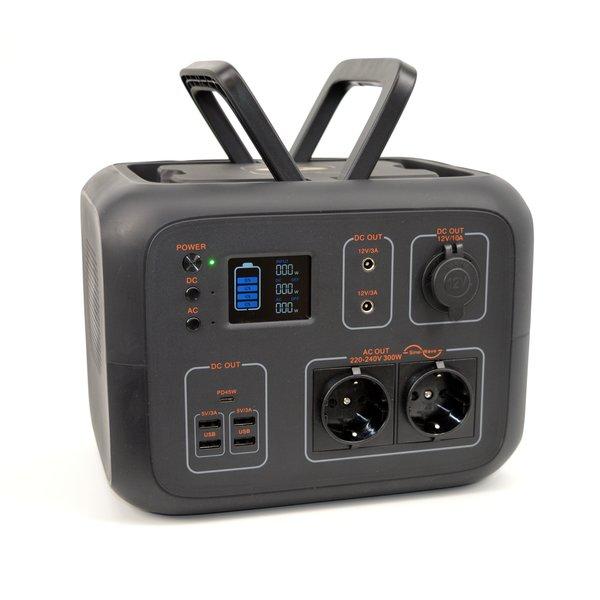 LP Energy AC50 Portable Power Generator 500Wh