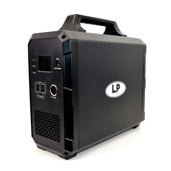 LP Energie EB150 Portable Power Generator 1500Wh