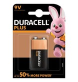 Duracell Batterij Plus Power 9v / 6LR61 blister 1