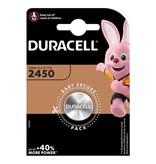 Duracell Knoopcel batterij lithium CR2450 blister 1