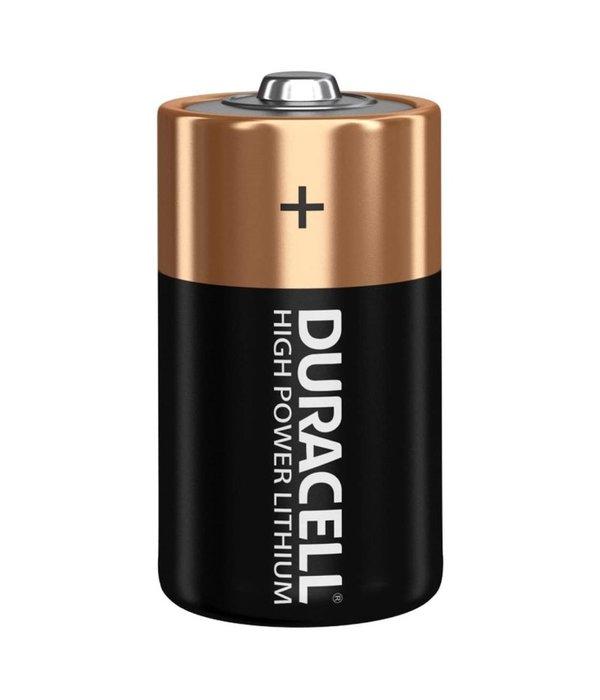 Duracell Batterij 3 volt CR123 blister 1