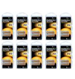 Duracell Hoorapparaat batterij DA312 bruin (60 stuks)