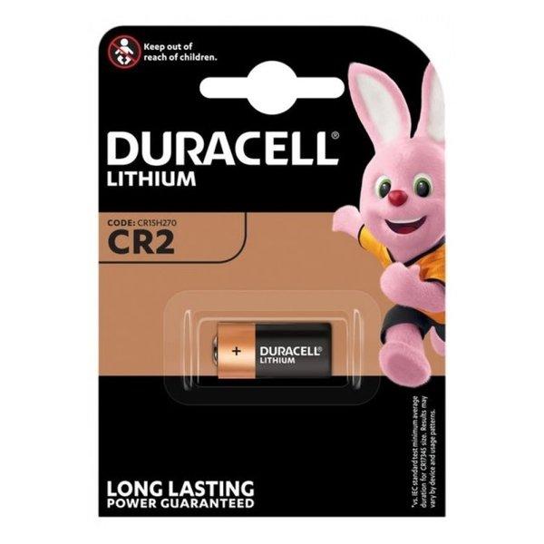 Batterij 3v CR2 blister 1