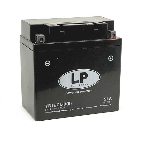 SLA YB16CL-B(s) Motor accu 12 volt 19 ah