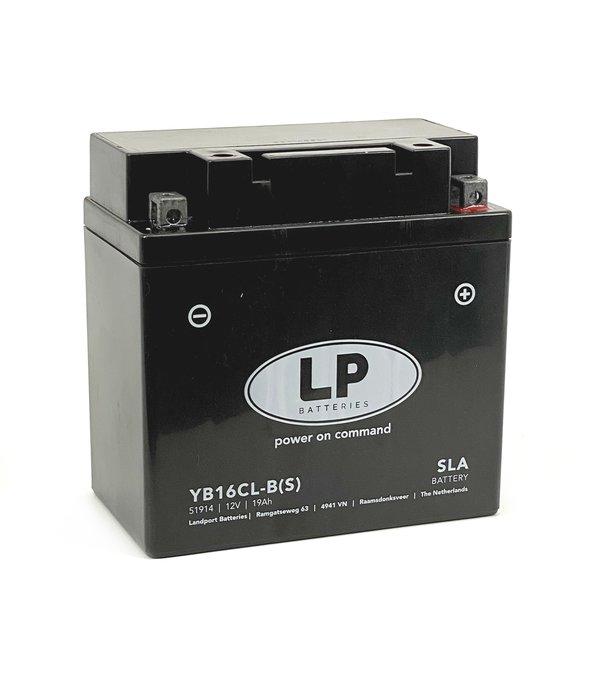 SLA YB16CL-B(s) Motor accu 12 volt 19,0 ah