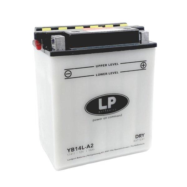 YB14L-A2 motor accu 12 volt 14 ah